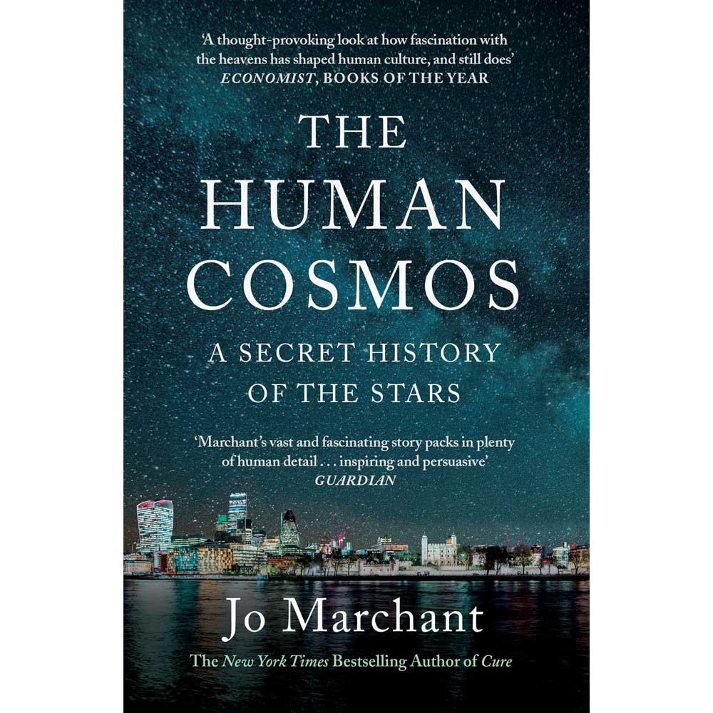 The Human Cosmos Jo Marchant