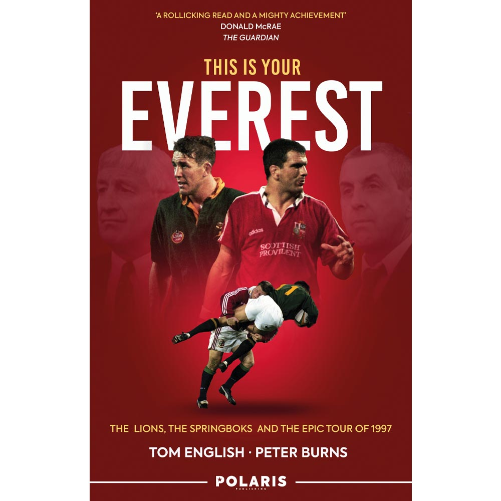 This Is Your Everest Tom English Peter Purns